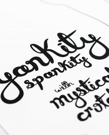 Yankity Spankity Print