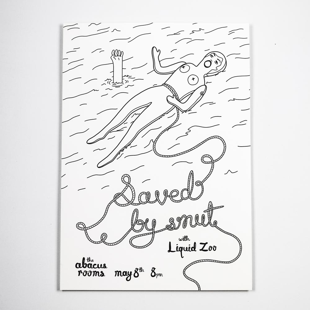 Saved By Smut Print