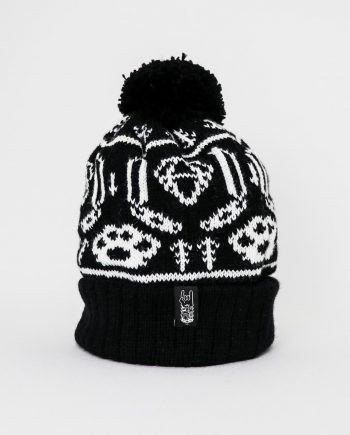 Brutal Bobble Hat