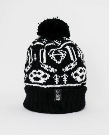 Brutal Bobble Hat