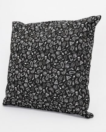 Dark Curiosities Cushion