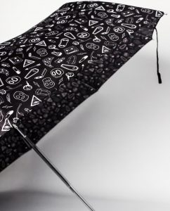 Dark Curiosities Umbrella
