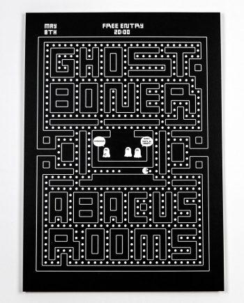 Ghost Boner Print